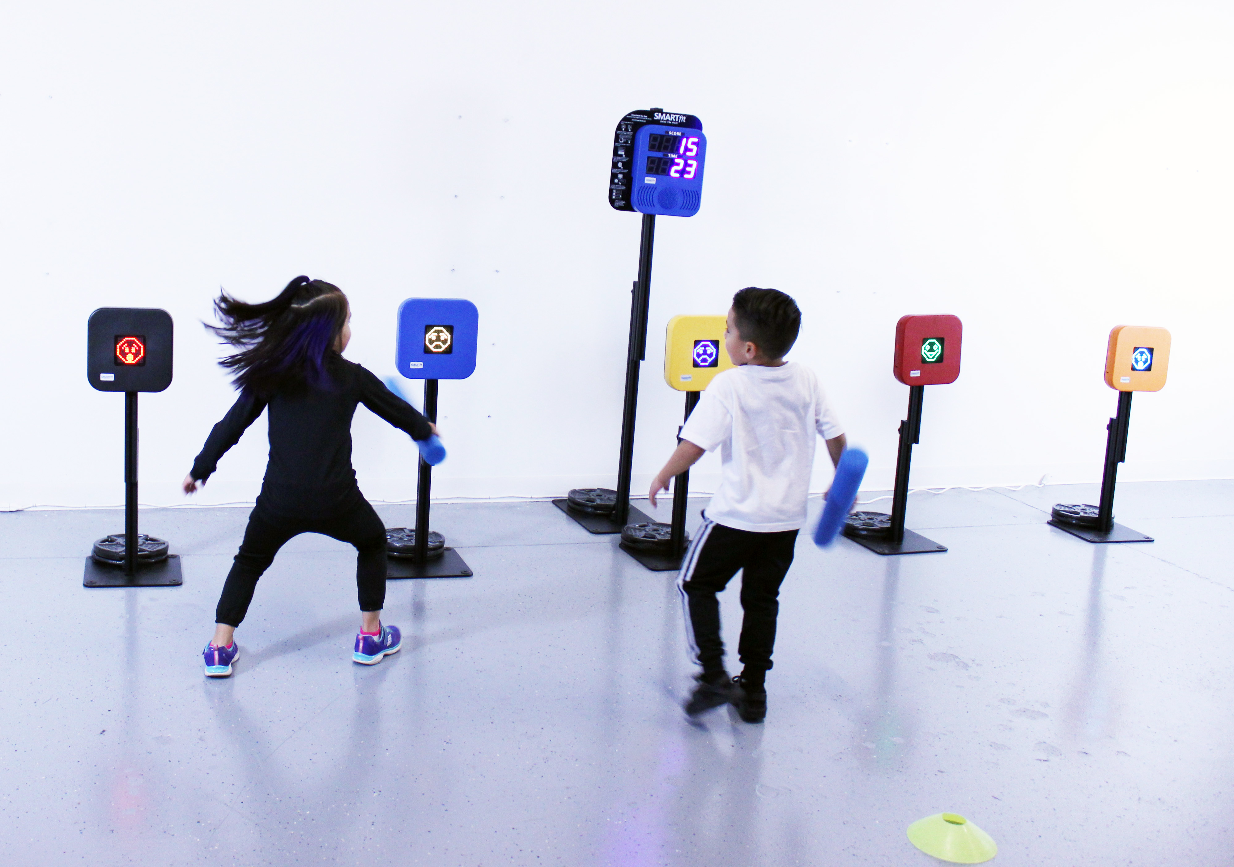 New Technology at AAHPERD Integrates Brain and Body Fitness